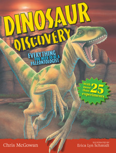 DInosaur Discovery - Cover
